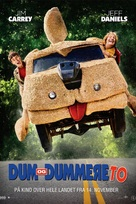 Dumb and Dumber To - Norwegian Movie Poster (xs thumbnail)