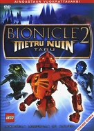Bionicle 2: Legends of Metru-Nui - Finnish DVD cover (xs thumbnail)