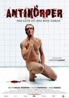 Antikörper - German Movie Poster (xs thumbnail)