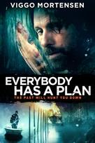 Todos tenemos un plan - DVD cover (xs thumbnail)