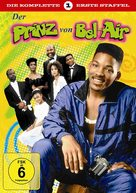 """""""The Fresh Prince of Bel-Air"""" - German Movie Cover (xs thumbnail)"""