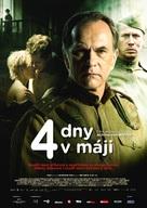 4 Tage im Mai - Czech Movie Poster (xs thumbnail)