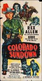 Colorado Sundown - Movie Poster (xs thumbnail)