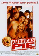 American Pie - French Movie Poster (xs thumbnail)