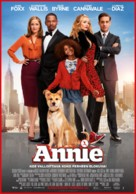 Annie - Finnish Movie Poster (xs thumbnail)
