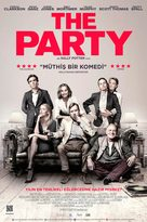 The Party - Turkish Movie Poster (xs thumbnail)
