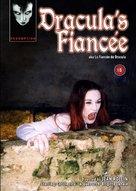 La fiancée de Dracula - British DVD cover (xs thumbnail)