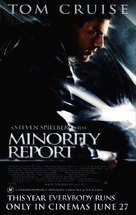 Minority Report - Australian Movie Poster (xs thumbnail)