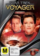 """Star Trek: Voyager"" - New Zealand DVD movie cover (xs thumbnail)"