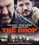 The Drop - Italian Blu-Ray movie cover (xs thumbnail)