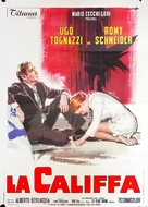 La califfa - Italian Movie Poster (xs thumbnail)