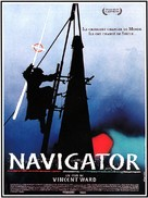 The Navigator: A Mediaeval Odyssey - French Movie Poster (xs thumbnail)