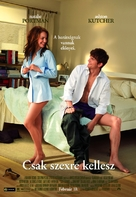 No Strings Attached - Hungarian Movie Poster (xs thumbnail)