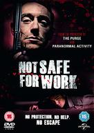 Not Safe for Work - British Movie Cover (xs thumbnail)