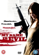 Leslie, My Name Is Evil - British Movie Cover (xs thumbnail)