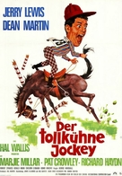 Money from Home - German Movie Poster (xs thumbnail)