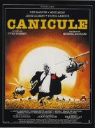 Canicule - French Movie Poster (xs thumbnail)