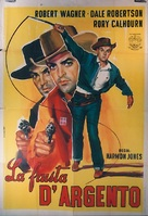 The Silver Whip - Italian Movie Poster (xs thumbnail)
