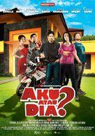 Aku atau dia? - Indonesian Movie Poster (xs thumbnail)