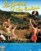 War of the Buttons - French Movie Poster (xs thumbnail)