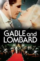 Gable and Lombard - DVD cover (xs thumbnail)