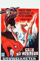 Scream and Scream Again - Belgian Movie Poster (xs thumbnail)