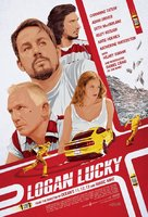 Logan Lucky - Indonesian Movie Poster (xs thumbnail)