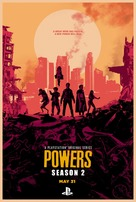 """Powers"" - Movie Poster (xs thumbnail)"