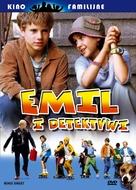 Emil und die Detektive - Polish Movie Cover (xs thumbnail)