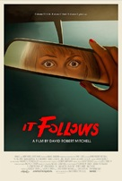 It Follows - Movie Poster (xs thumbnail)