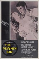 The Seventh Sin - Movie Poster (xs thumbnail)