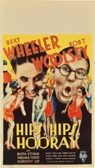 Hips, Hips, Hooray! - Movie Poster (xs thumbnail)