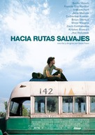 Into the Wild - Spanish Movie Poster (xs thumbnail)