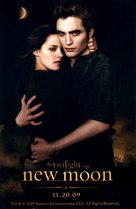 The Twilight Saga: New Moon - Movie Poster (xs thumbnail)