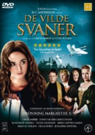 De vilde svaner - Danish Movie Cover (xs thumbnail)