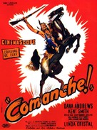Comanche - French Movie Poster (xs thumbnail)