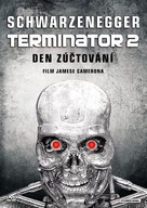 Terminator 2: Judgment Day - Czech DVD cover (xs thumbnail)