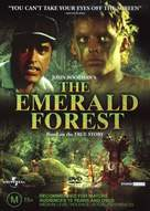 The Emerald Forest - Finnish Movie Cover (xs thumbnail)