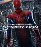 The Amazing Spider-Man - Blu-Ray movie cover (xs thumbnail)