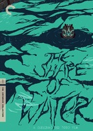 The Shape of Water - DVD cover (xs thumbnail)