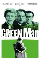 The Green Man - British Movie Cover (xs thumbnail)