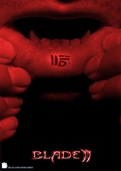 Blade 2 - Spanish DVD movie cover (xs thumbnail)