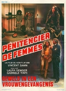 Violenza in un carcere femminile - Belgian Movie Poster (xs thumbnail)