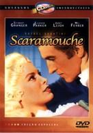 Scaramouche - Brazilian DVD cover (xs thumbnail)