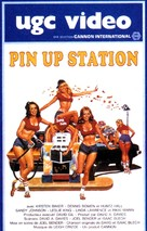 Gas Pump Girls - French VHS cover (xs thumbnail)