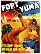 Fort Yuma - Belgian Movie Poster (xs thumbnail)