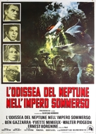 The Neptune Factor - Italian Movie Poster (xs thumbnail)