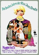 The Prime of Miss Jean Brodie - German Movie Poster (xs thumbnail)