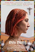 Lady Bird - Vietnamese Movie Poster (xs thumbnail)