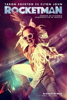 Rocketman - Spanish Movie Poster (xs thumbnail)